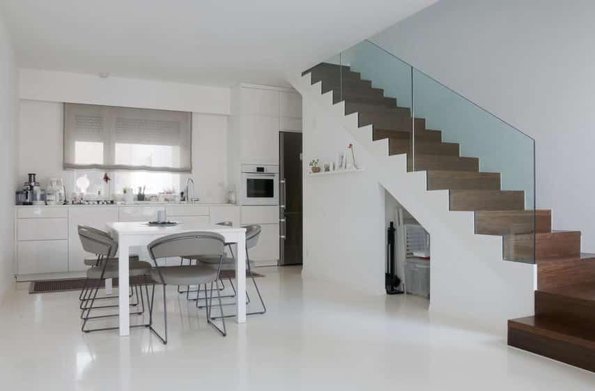 Logiciel de calcul d'escalier quart tournant