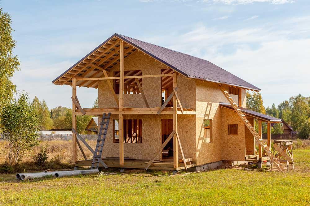 Combien coute la construction d'un chalet en bois