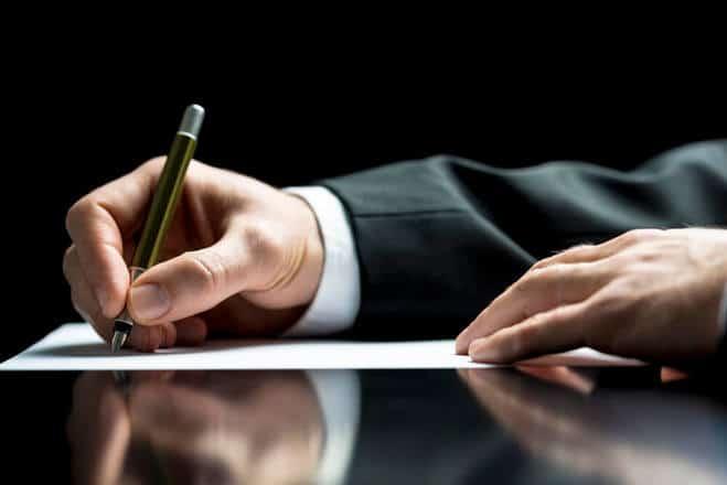 Comment écrire une lettre de demande?