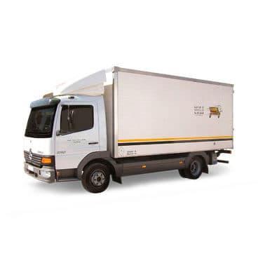 Quelle licence pour un camion de 30m3?