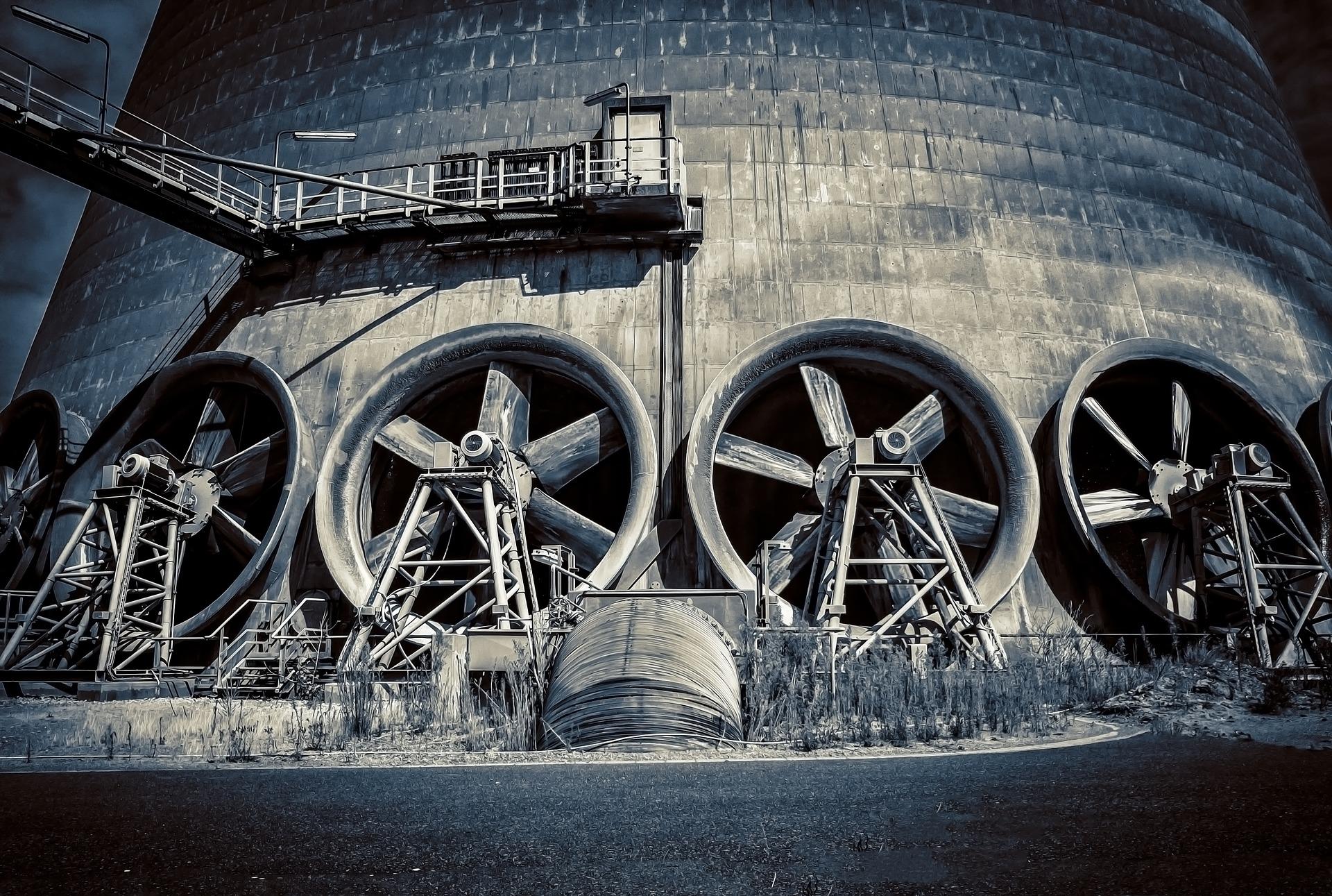 Comment faire fonctionner une centrale à vapeur?